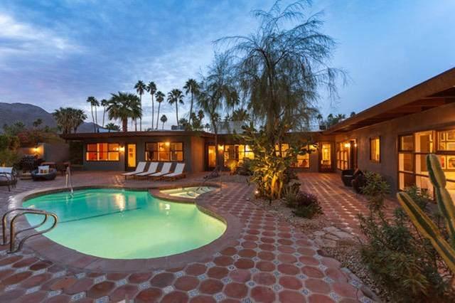 962 E Parocela, Palm Springs, CA 92264 (#219055696PS) :: eXp Realty of California Inc.