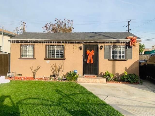 12906 S Cookacre Avenue, Compton, CA 90221 (#DW21008802) :: Team Tami