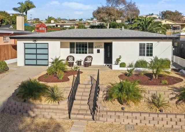 2727 Grandview St, San Diego, CA 92110 (#210001076) :: Crudo & Associates