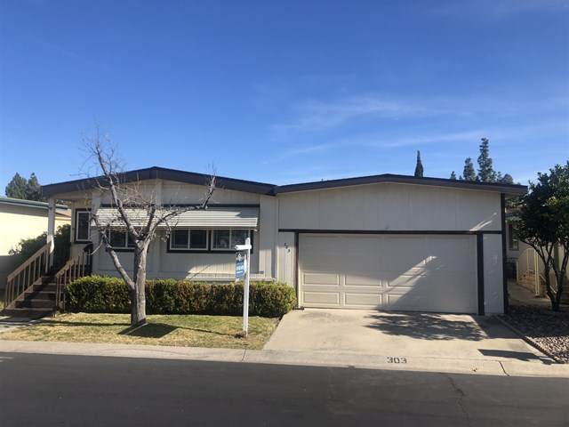 9255 N Magnolia Ave #303, Santee, CA 92071 (#210001079) :: Realty ONE Group Empire