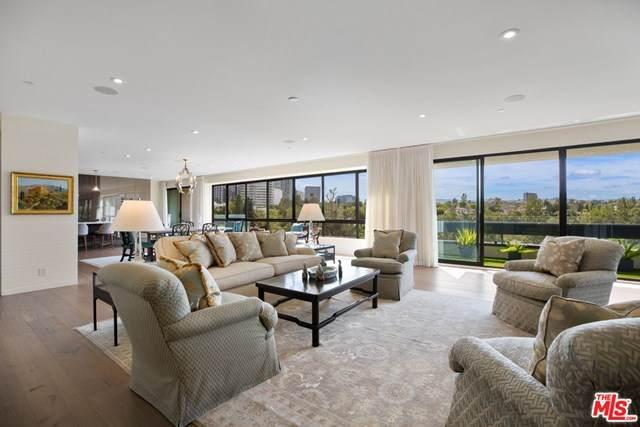 10551 Wilshire 702/703, Los Angeles (City), CA 90024 (#21680482) :: Powerhouse Real Estate