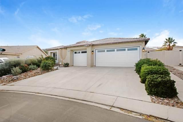 64145 Yosemite Lane, Desert Hot Springs, CA 92240 (#219055701DA) :: RE/MAX Masters