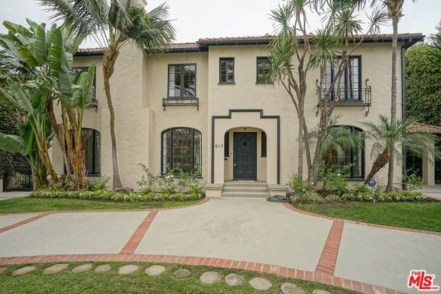 615 N Linden Drive, Beverly Hills, CA 90210 (#21680500) :: Doherty Real Estate Group