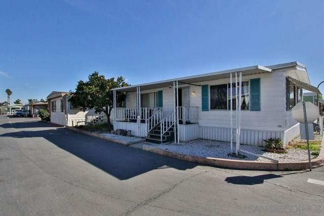 677 G St Spc 64, Chula Vista, CA 91910 (#210001099) :: American Real Estate List & Sell