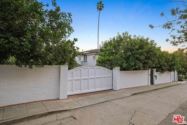 1991 Outpost Circle, Los Angeles (City), CA 90068 (#21680470) :: Mint Real Estate