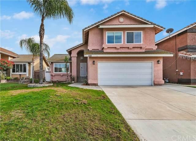 885 Hedges Drive, Corona, CA 92878 (#IG21009096) :: Compass