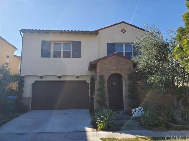 124 Tomato Springs, Irvine, CA 92618 (#OC21009092) :: Z Team OC Real Estate