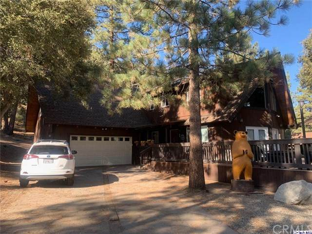 2105 Freeman Drive, Pine Mountain Club, CA 93222 (#320004615) :: Veronica Encinas Team