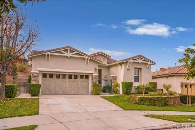 23935 Snowberry Court, Corona, CA 92883 (#IG21007113) :: Compass
