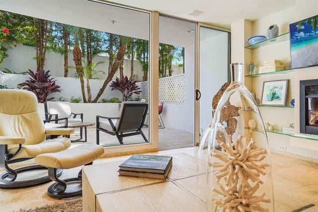 101 Coast Blvd. 1D, La Jolla, CA 92037 (#NDP2100488) :: Crudo & Associates
