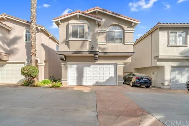 536 Maria Avenue S, Redondo Beach, CA 90277 (#SB21006853) :: Wendy Rich-Soto and Associates