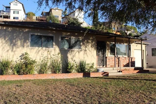 3641 Birdie Drive, La Mesa, CA 91941 (#PTP2100303) :: The Alvarado Brothers