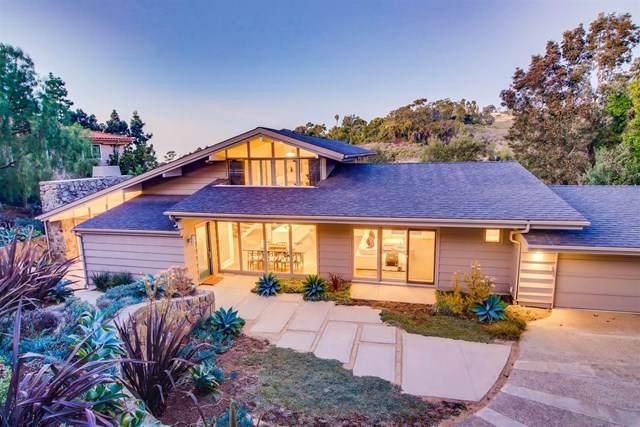 6611 Muirlands Dr, La Jolla, CA 92037 (#210001153) :: Crudo & Associates