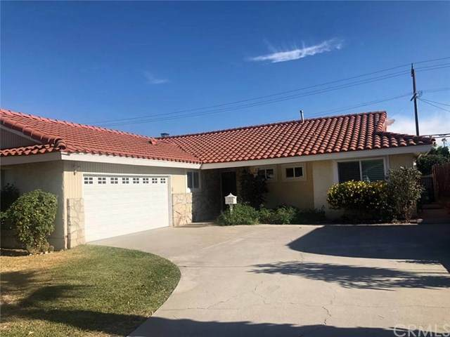1140 Old Canyon Drive, Hacienda Heights, CA 91745 (#TR21008450) :: Compass