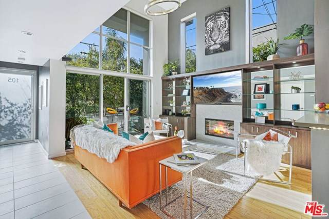 1029 N Vista Street #105, West Hollywood, CA 90046 (#21680488) :: The Marelly Group | Compass