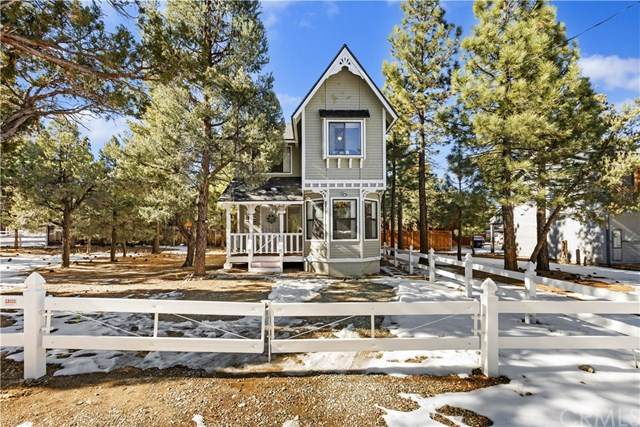 973 Cypress Lane, Big Bear, CA 92314 (#EV21009332) :: Realty ONE Group Empire