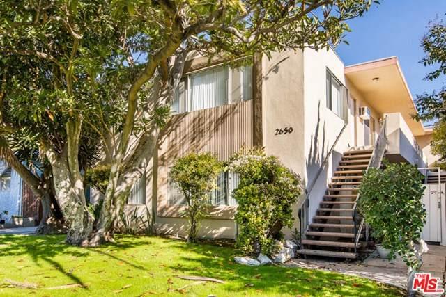 2650 S Barrington Avenue, Los Angeles (City), CA 90064 (#21677140) :: Realty ONE Group Empire
