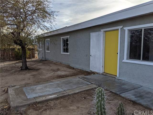 1541 Shoshone Valley Road, 29 Palms, CA 92277 (#WS21007637) :: RE/MAX Masters