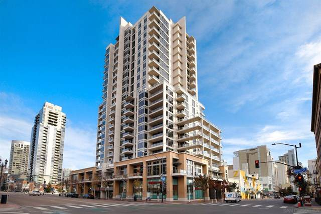 575 6th Ave #804, San Diego, CA 92101 (#210001179) :: The Najar Group