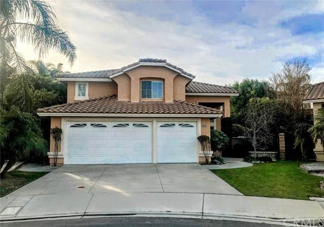 6134 Geanie Court, Chino Hills, CA 91709 (#TR21009426) :: The Alvarado Brothers