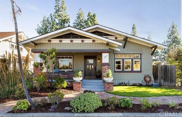 127 N Grand Street, Orange, CA 92866 (#OC21006201) :: Laughton Team | My Home Group