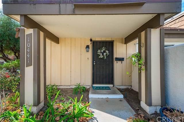 10441 Larwin Avenue #12, Chatsworth, CA 91311 (#SR21008676) :: Realty ONE Group Empire