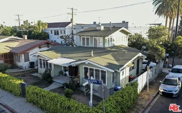 5360 La Cresta Court, Los Angeles (City), CA 90038 (#21678390) :: Team Forss Realty Group