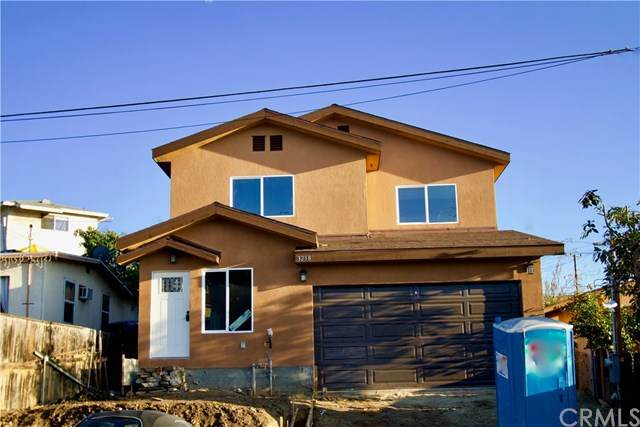 3258 Dundas Street, East Los Angeles, CA 90063 (#MB21008264) :: Compass