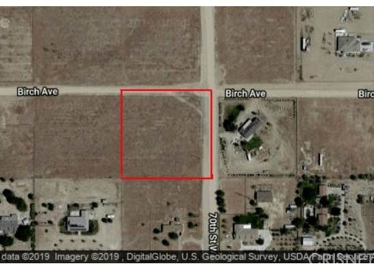 0 Birch, Rosamond, CA 93560 (#SR21009741) :: Veronica Encinas Team