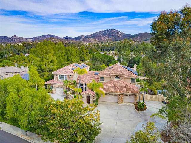 13927 Lake Poway Rd, Poway, CA 92064 (#210001232) :: The DeBonis Team