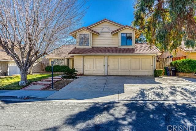 4818 Cocina Lane, Palmdale, CA 93551 (#SR21009766) :: Laughton Team   My Home Group