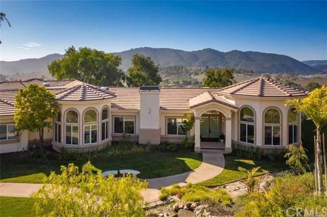 575 Bassi Drive, San Luis Obispo, CA 93405 (#SP20222091) :: Compass