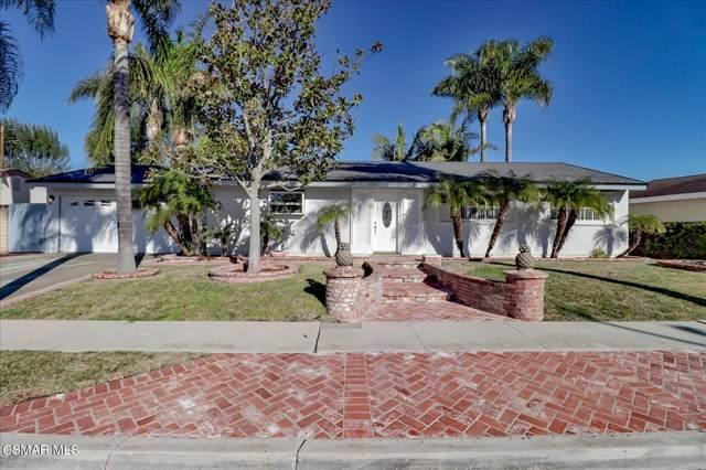 1743 Moore Street, Simi Valley, CA 93065 (#221000229) :: Team Tami
