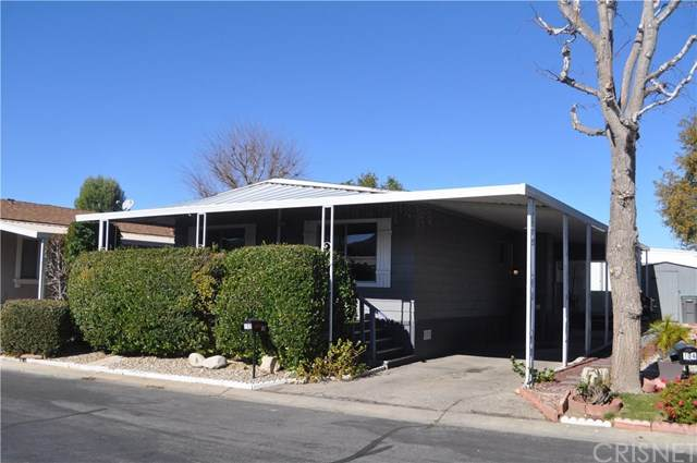27361 Sierra Hwy #105, Canyon Country, CA 91351 (#SR21009376) :: Team Forss Realty Group