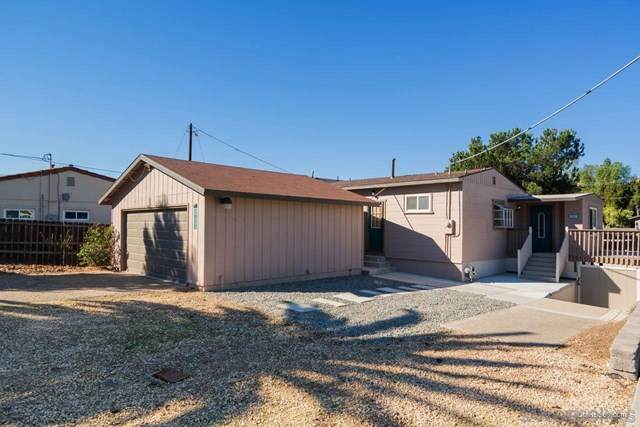 5818 Pawnee Dr, La Mesa, CA 91942 (#210001243) :: Realty ONE Group Empire