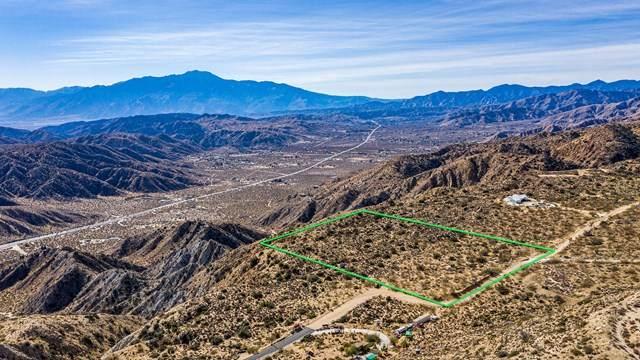 0 San Jacinto Road, Yucca Valley, CA 92284 (#219055768PS) :: Compass