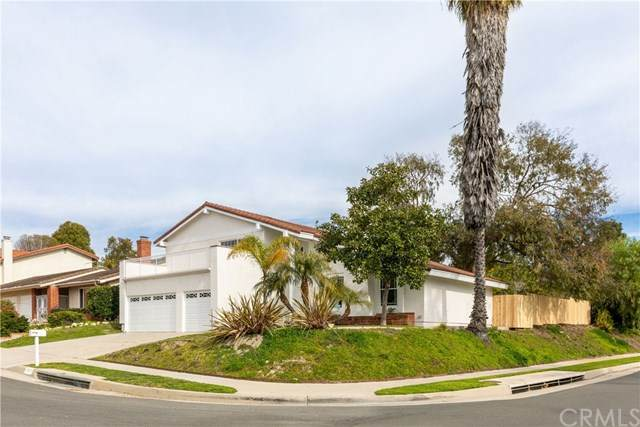 28642 Meadowmist Drive, Rancho Palos Verdes, CA 90275 (#PV21006529) :: The Results Group