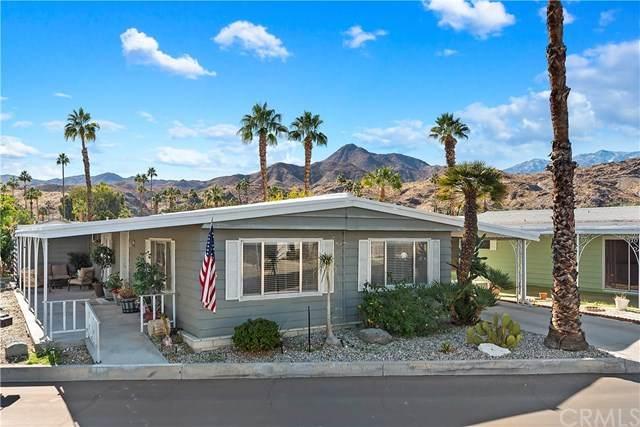 135 Sage Drive, Palm Springs, CA 92264 (#IV21007845) :: Team Tami