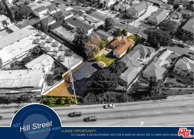 627 Hill Street, Inglewood, CA 90302 (#21681060) :: American Real Estate List & Sell