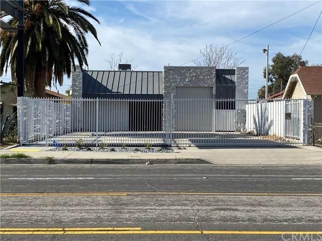 334 S Arrowhead Avenue, San Bernardino, CA 92408 (#EV21009956) :: Brandon Hobbs Group