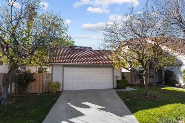 15704 Ada Street, Canyon Country, CA 91387 (#SR21007414) :: Team Tami