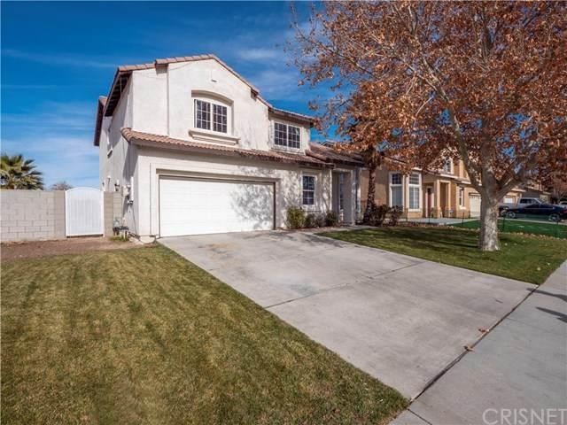 3747 Las Palmas Avenue, Palmdale, CA 93550 (#SR21009779) :: Laughton Team   My Home Group