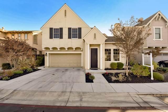 1296 Pistachio Terrace, Sunnyvale, CA 94087 (#ML81824526) :: Brandon Hobbs Group