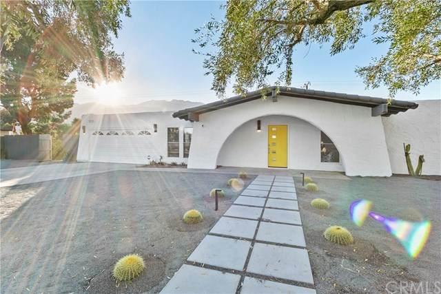 1755 N Viminal Road, Palm Springs, CA 92262 (#CV21010004) :: Brandon Hobbs Group