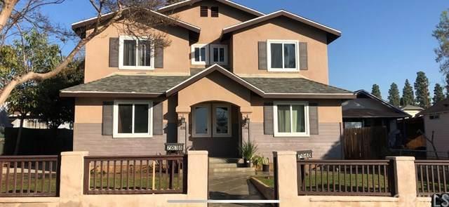 7038 Pierce Avenue, Whittier, CA 90602 (#WS21009679) :: The DeBonis Team