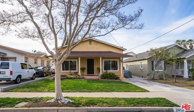 2413 Florentina Avenue, Alhambra, CA 91803 (#21680604) :: Realty ONE Group Empire