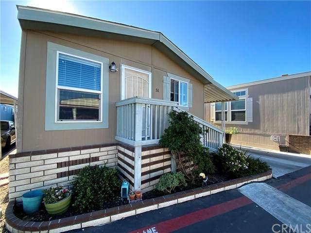 7652 Garfield Street #51, Huntington Beach, CA 92648 (#OC21010042) :: Team Tami