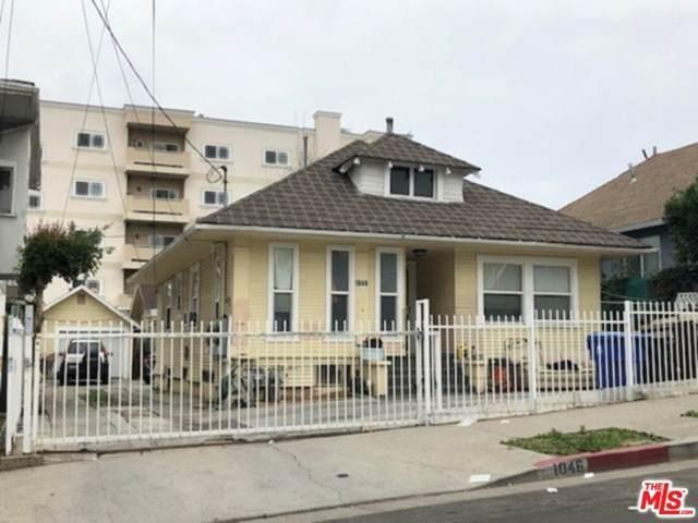 1046 S Fedora Street, Los Angeles (City), CA 90006 (#21681110) :: RE/MAX Masters
