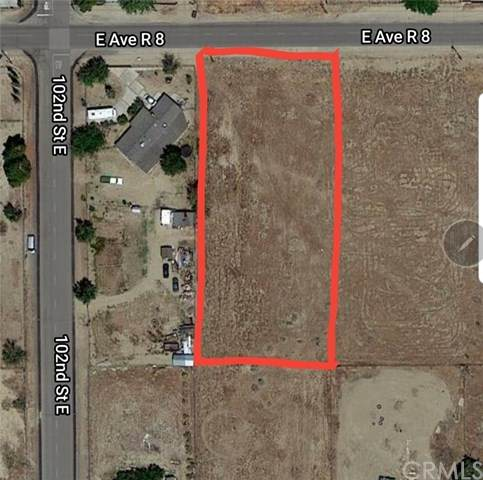 0 E Ave R8, Littlerock, CA 93543 (#RS21010077) :: Realty ONE Group Empire
