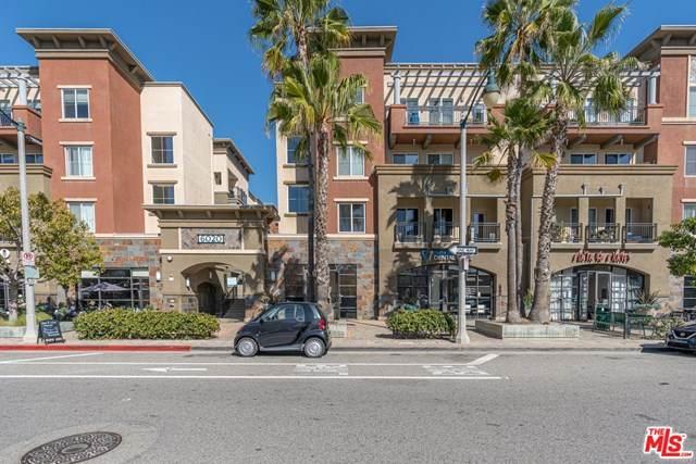 6020 Seabluff Drive #203, Playa Vista, CA 90094 (#21680890) :: Team Tami